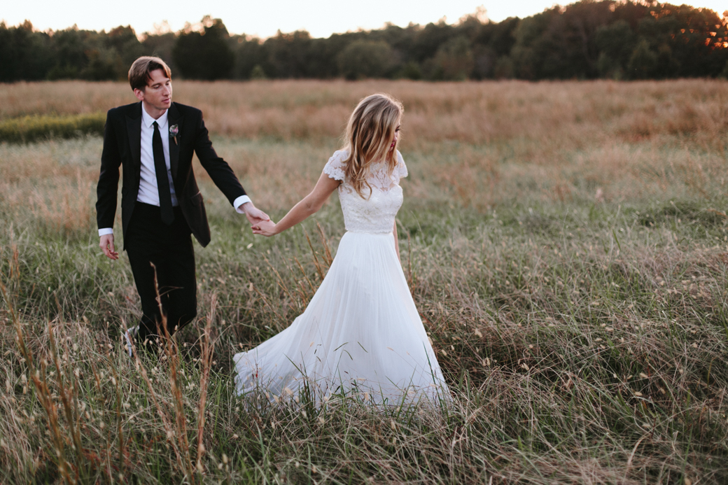 rustic north carolina wedding