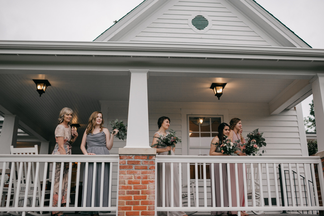 Rand Bryan House Wedding